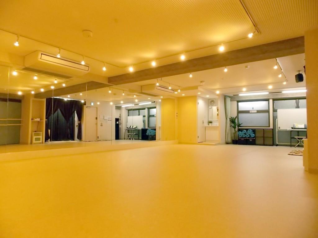 高円寺にあるレンタルスタジオ