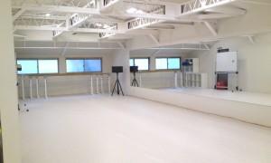 新宿 総武線 ダンススタジオ