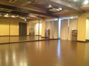 総武線 中野 ダンススタジオ