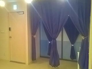 高円寺貸しスタジオの更衣室