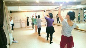 高円寺 レンタルスタジオ で バレエ 教室が開講できます