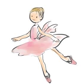 高円寺レンタルスタジオ 子供バレエ