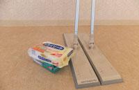 高円寺 貸しスタジオの清掃道具