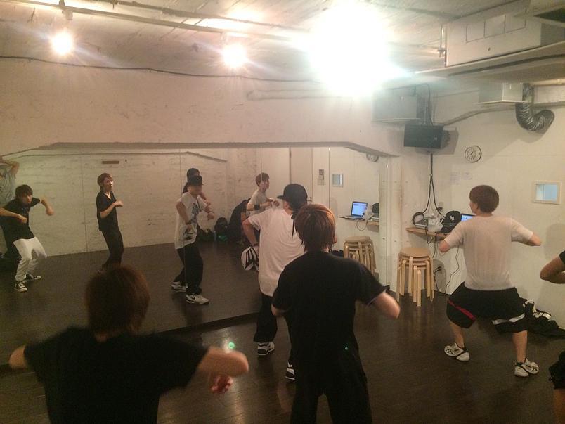 高円寺のヒップホップダンス教室
