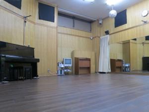 総武線 大久保 ダンススタジオ