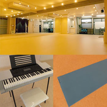 高円寺にあるレンタルダンススタジオ