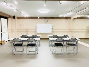 高円寺 ダンススタジオ を 演劇 の 稽古場 にしよう