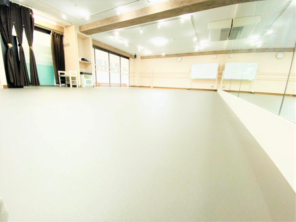 高円寺 にあるダンス・演劇・ヨガに使えるレンタルスタジオ