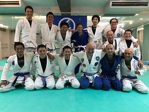 グレイシー ブラジリアン柔術教室「 ストロングスピリット 」