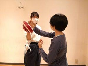 女性、シニアのための 古武術 護身術 が学べる 貸しスタジオ が 高円寺 に