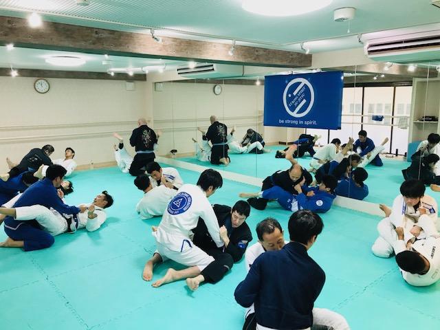 グレイシー ブラジリアン柔術 高円寺教室