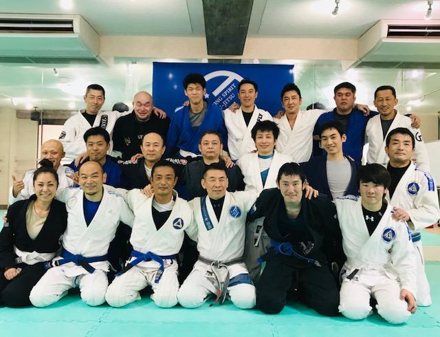 グレイシー ブラジリアン柔術教室 高円寺