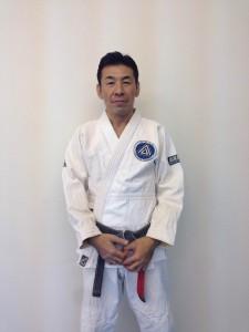 高円寺 レンタルスタジオ グレイシー ブラジリアン柔術 教室の講師