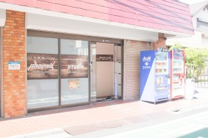 駐車場 にもなる 高円寺 レンタルスタジオ の 駐輪場