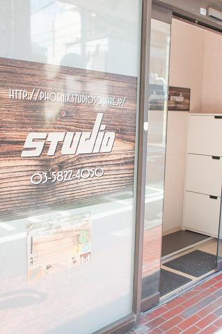 高円寺のレンタルスタジオ 外観