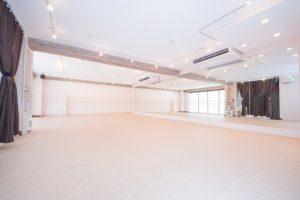 高円寺のレンタルダンススタジオ
