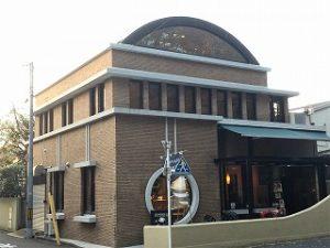 吉祥寺、三鷹、レンタルスタジオはオシャレな外観です。