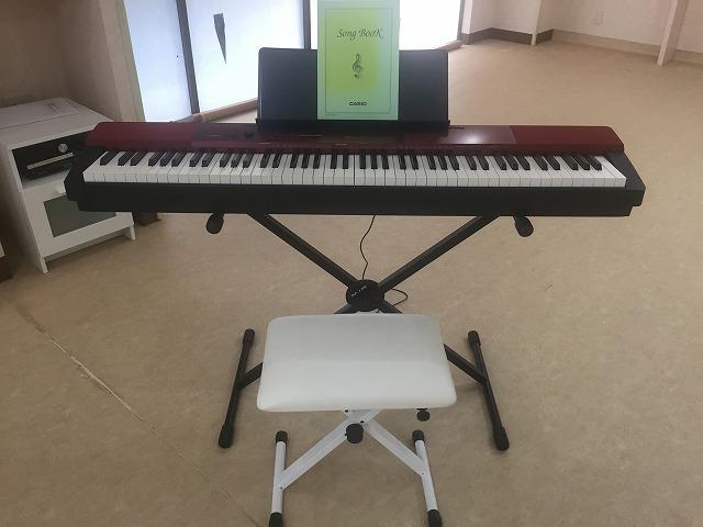 リトミック教室に使える電子ピアノ