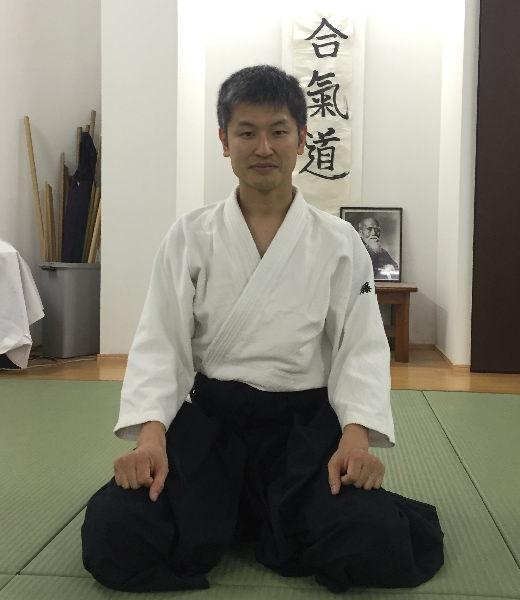 高円寺 合気道の講師